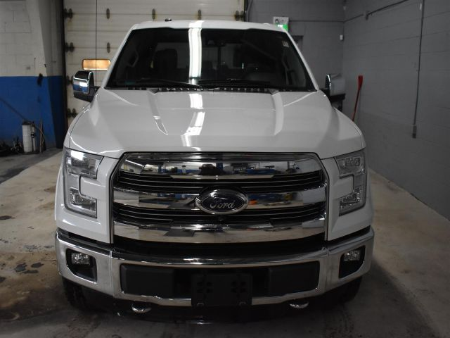 2016 Ford F-150 4X4 SUPERCREW-145 * LEATHER * TRAILER BRAKE CONTROL *