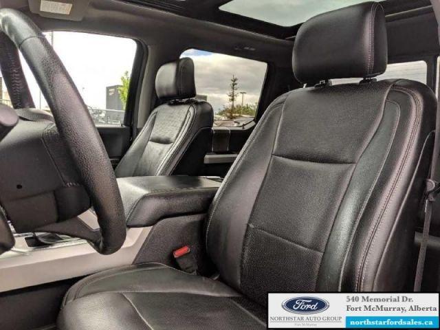 2016 Ford F-150 Lariat  |5.0L|Rem Start|Nav|Twin Panel Moonroof