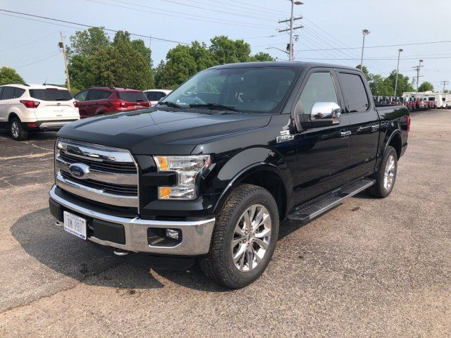2016 Ford F-150 Lariat, Low km