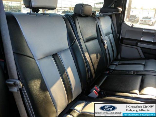 2016 Ford F-150 XLT   5.0L  LEATHER  HEATED SEATS  NAV  SYNC 3  - $260 B/W