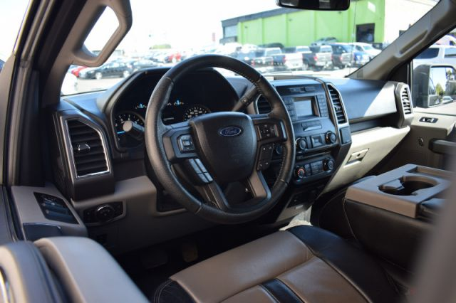 2016 Ford F-150 XLT  | TONNEAU COVER | LEATHER | BACKUP CAM |