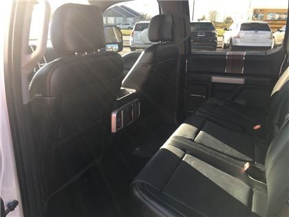 2016 Ford F-150 Lariat, FX4,1 OWNER LOCAL TRADE!
