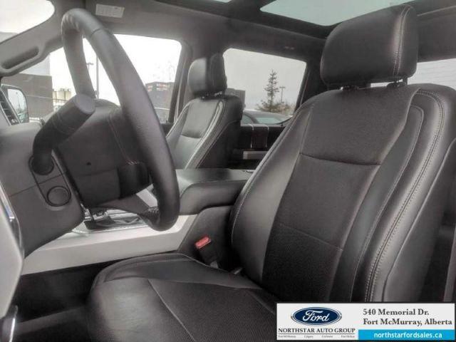 2016 Ford F-150 Lariat 3.5L Rem Start Nav Twin Panel Moonroof FX4 Offroad Pkg Te