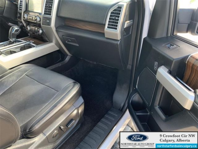 2016 Ford F-150 Lariat    502A  MOONROOF  NAV  3.5 ECOBOOST  ADAPTIVE CRUISE 