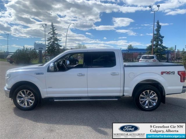 2016 Ford F-150 Lariat  | 502A| MOONROOF| NAV| 3.5 ECOBOOST| ADAPTIVE CRUISE|