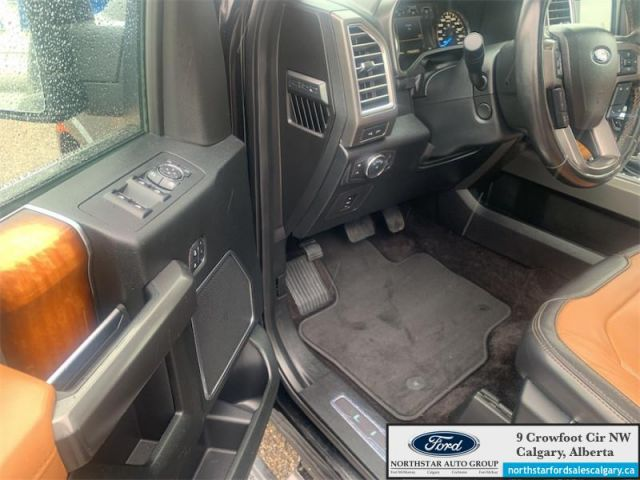 2016 Ford F-150 Limited    LIMITED  ECOBOOST  MOONROOF  NAV  - $338 B/W