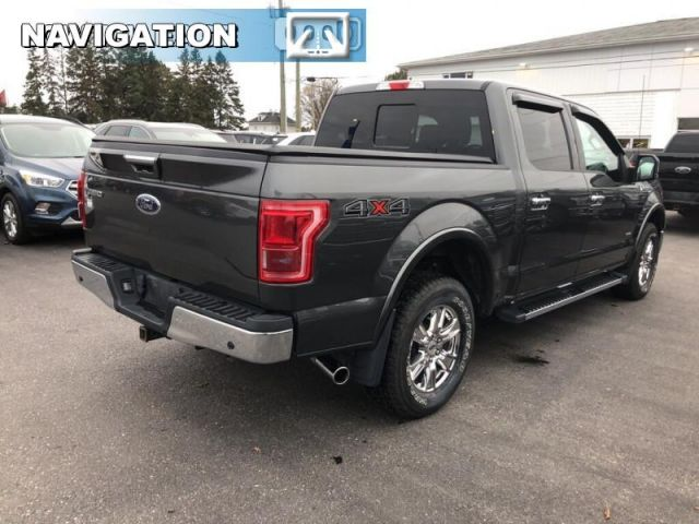 2016 Ford F-150 Lariat  - Low Mileage - Navigation - Leather Seats