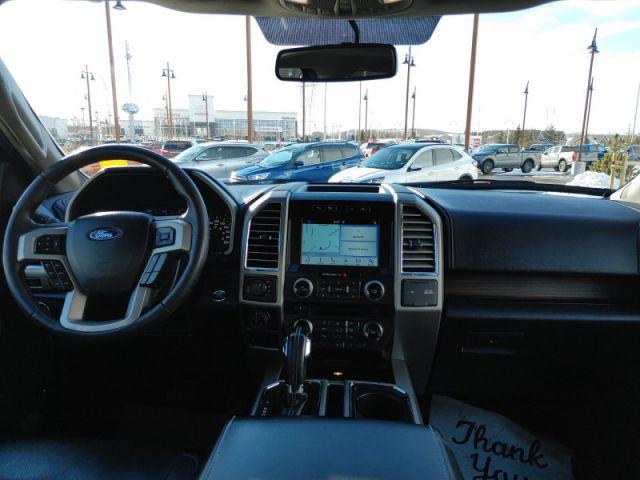 2016 Ford F-150 Lariat  -  - Air - Rear Air - $313 B/W