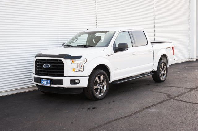 2016 Ford F-150 XLT / ACCIDENT FREE / REMOTE START / TRAILER TOW PKG / BACK UP C