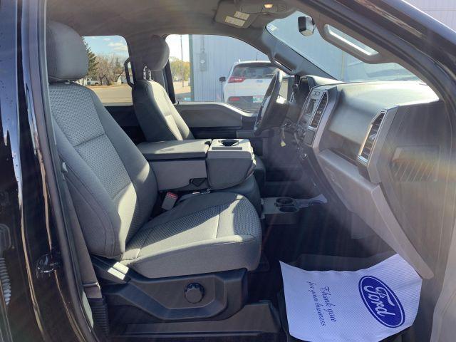 2016 Ford F-150 XLT Supercrew 4X4 pwr seat, rear camera