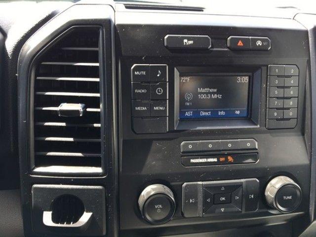 2016 Ford F-150 2WD SuperCab 163 XL