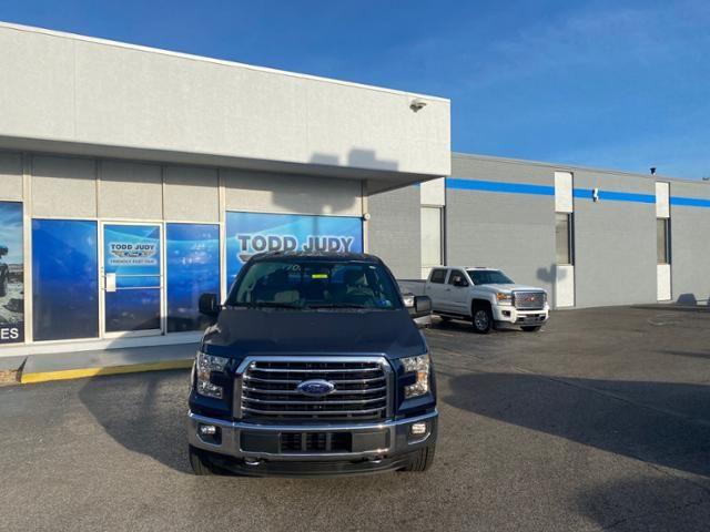 2016 Ford F-150 4WD SuperCab 145 XLT