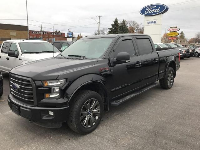 2016 Ford F-150 Special
