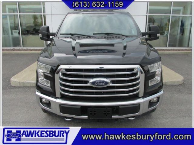 2016 Ford F-150 XTR  - Navigation - Tow Mirrors
