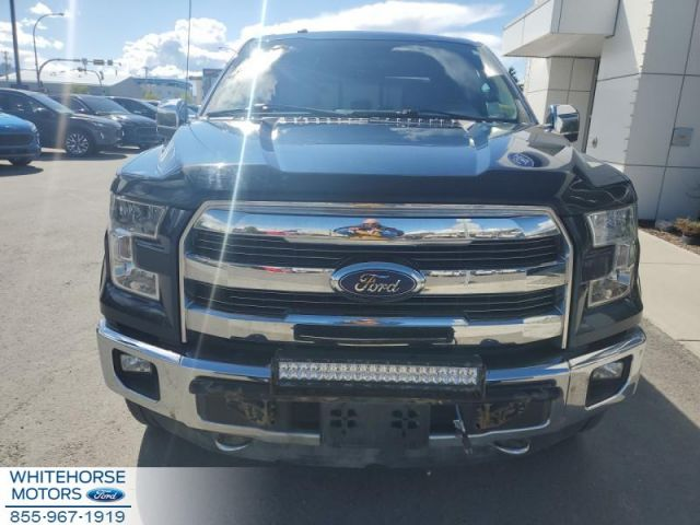 2016 Ford F-150 Lariat  - Leather Seats -  Heated Seats - $310 B/W