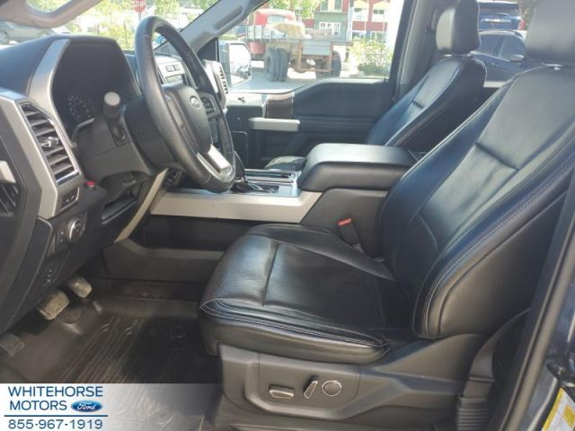 2016 Ford F-150 Lariat  - Leather Seats -  Heated Seats - $321 B/W