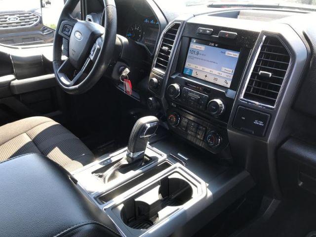 2016 Ford F-150 XLT- 302 SPORT/ NAV/ FX4/ LOW MILES