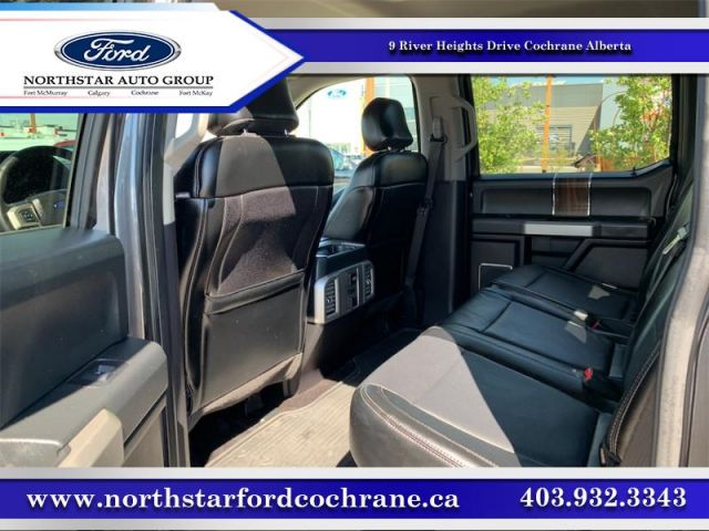 2016 Ford F-150 Lariat  WOW! TOW READY LARIAT