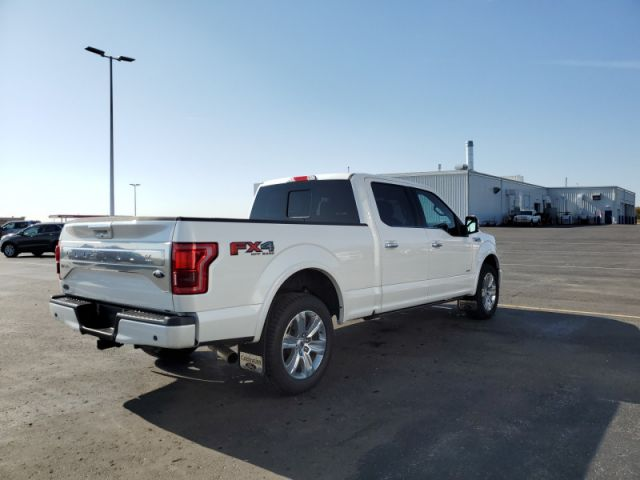 2016 Ford F-150 Platinum  $195 / wk