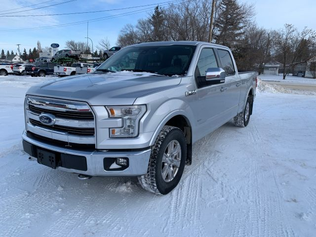 2016 Ford F-150 Lariat *LOCAL TRADE*