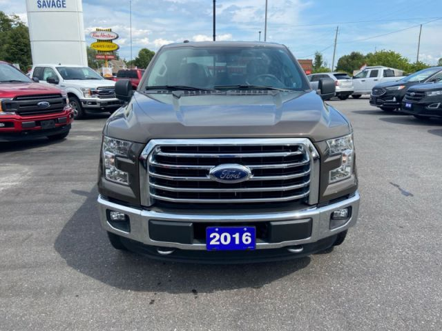 2016 Ford F-150 XLT  - Trade-in - One owner - Back Up Camera - $234 B/W