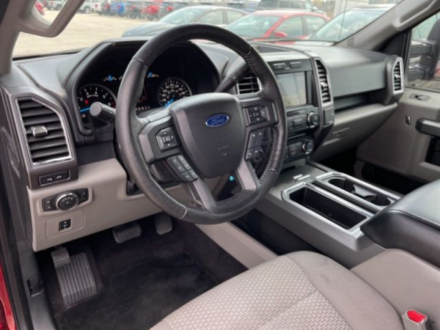 2016 Ford F-150 GREY CLOTH  -  - Air - Tilt