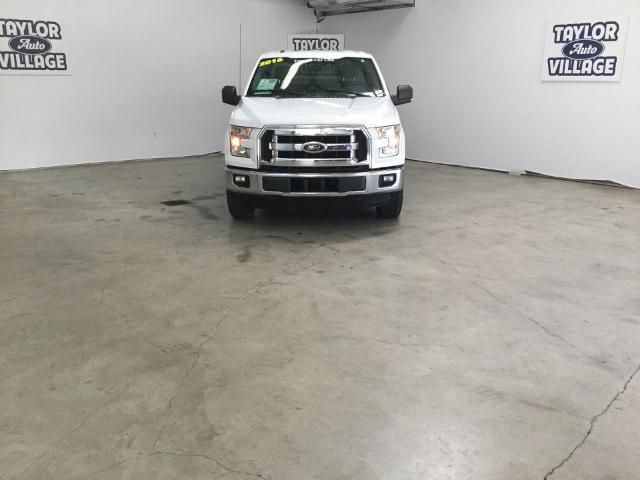 2016 Ford F-150 122.5