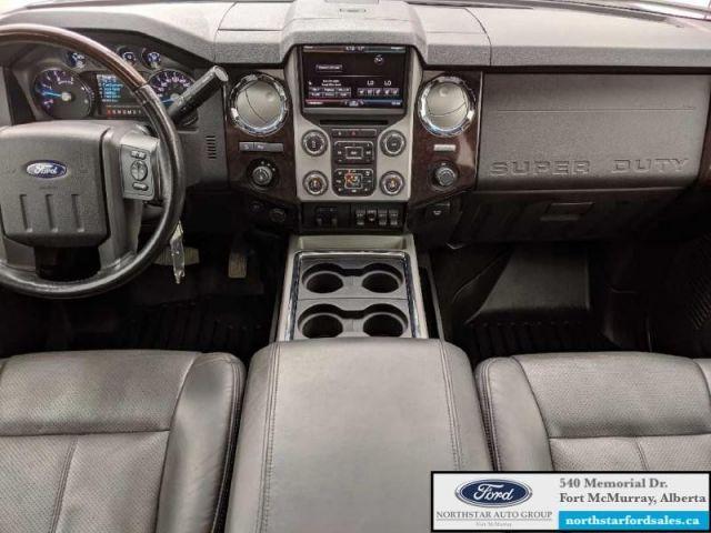 2016 Ford F-350 Super Duty Platinum  - Air - Tilt