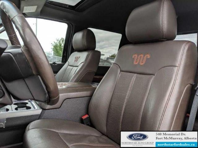 2016 Ford F-350 Super Duty King Ranch  |6.7L|Rem Start|Nav|Moonroof|FX4 Offroad Pkg