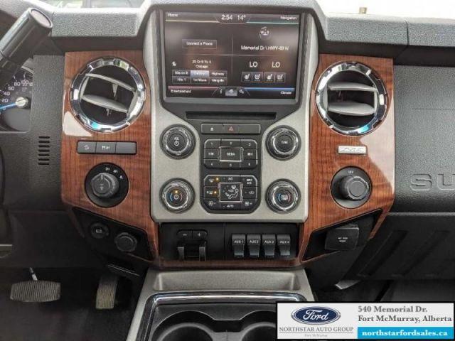 2016 Ford F-350 Super Duty King Ranch   6.7L Rem Start Nav Moonroof FX4 Offroad Pkg