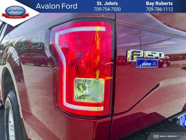 2016 Ford F150 4x4 - Supercrew XLT - 145 WB