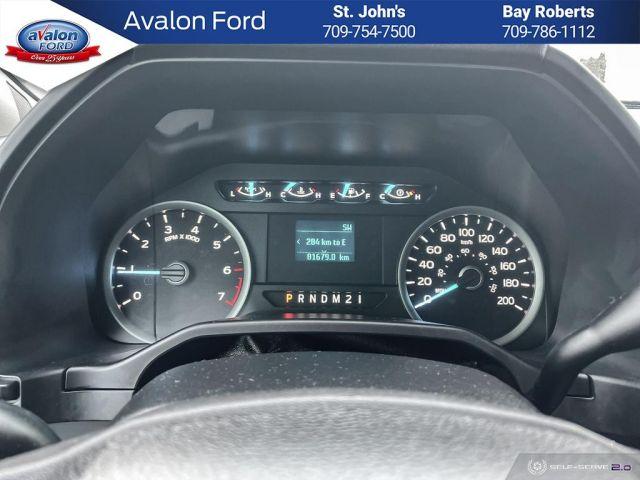 2016 Ford F150 4x4 - Supercab XLT - 145 WB