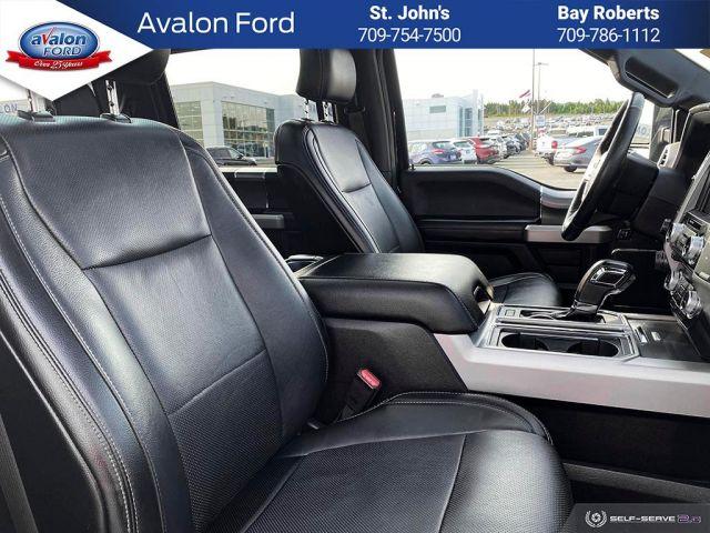 2016 Ford F150 4x4 - Supercrew Lariat - 157 WB