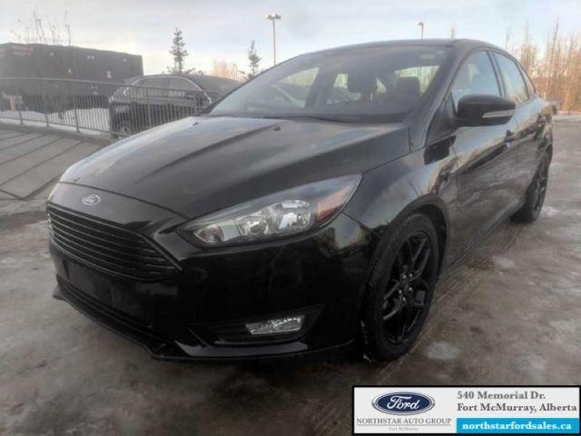 2016 Ford Focus SE  |1.0L|Moonroof|Winter Pkg|Low Mileage