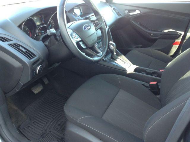 2016 Ford Focus 4 Door Car