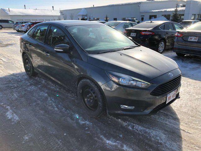 2016 Ford Focus SE Grey, 1 0L Inline3 Turbo | Corey Ford Ltd
