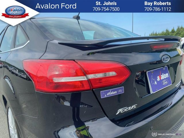 2016 Ford Focus Sedan Titanium