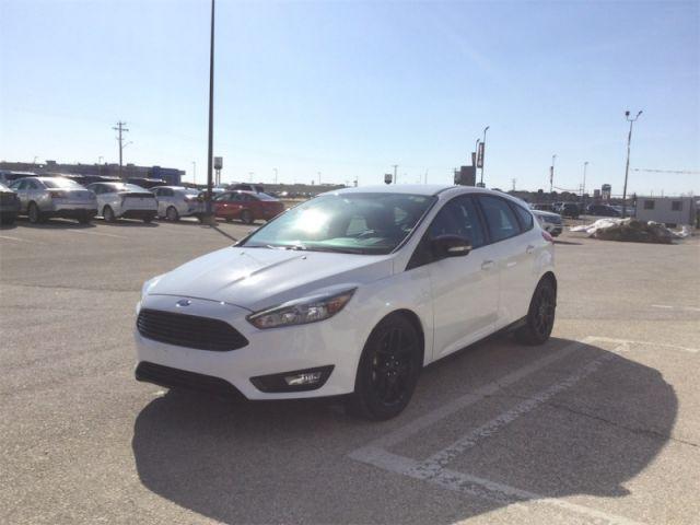 2016 Ford Focus SE Hatch  - Bluetooth -  SYNC