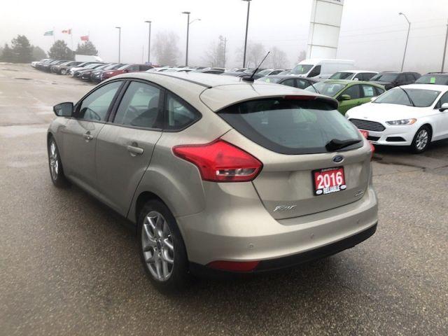 2016 Ford Focus SE  - Bluetooth -  SYNC - $104.21 B/W