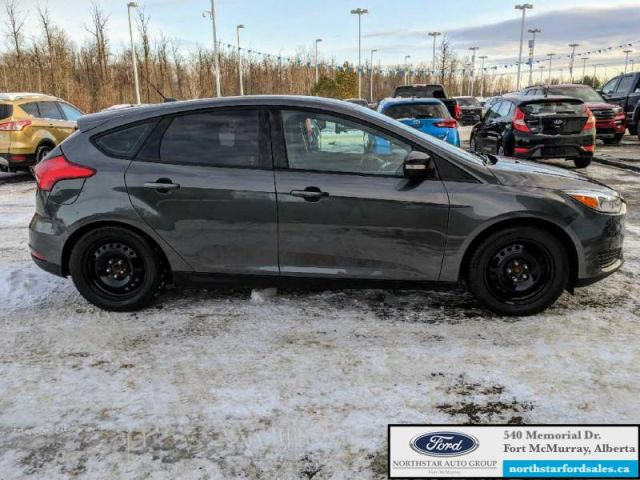 2016 Ford Focus SE Hatch  |CERTIFIED PRE-OWNED