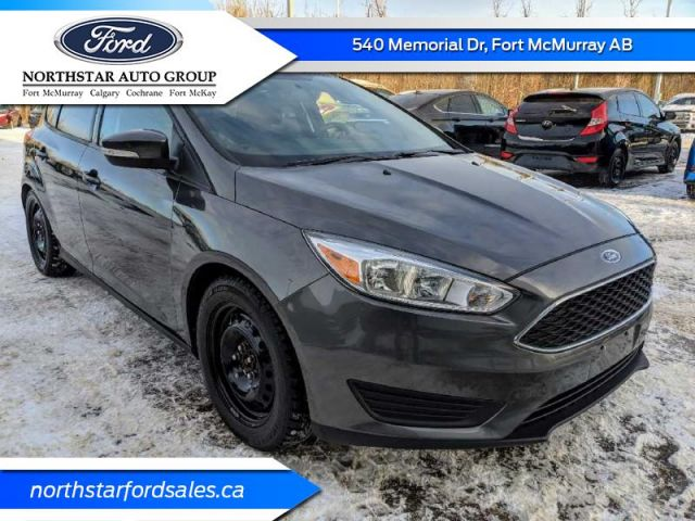 2016 Ford Focus SE Hatch  |UP TO $10,000 CASH BACK O.A.C