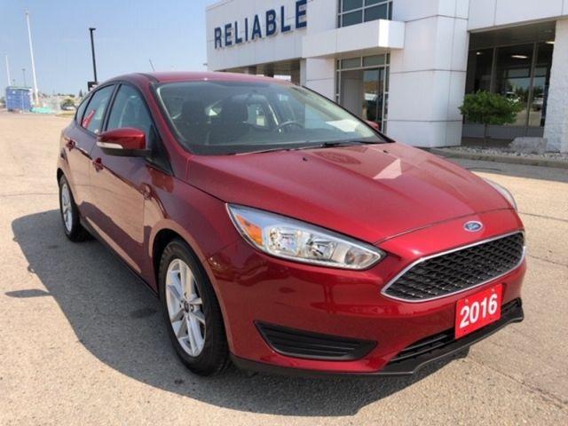 2016 Ford Focus SE  - Bluetooth -  SYNC - $100.95 B/W