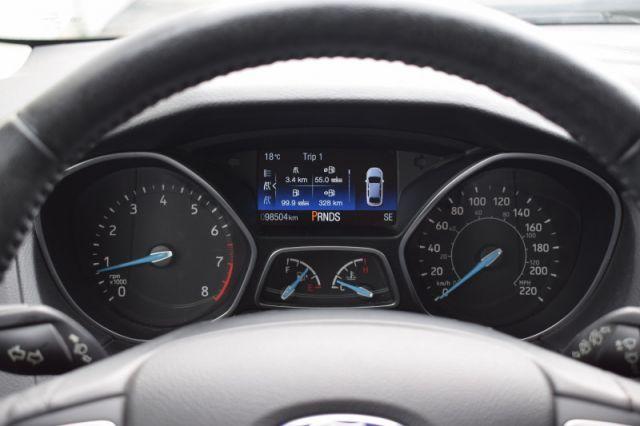 2016 Ford Focus Titanium  - Sunroof
