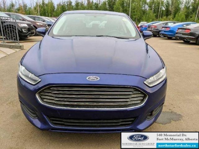 2016 Ford Fusion S  |2.5L|Rem Start|Engine Block Heater