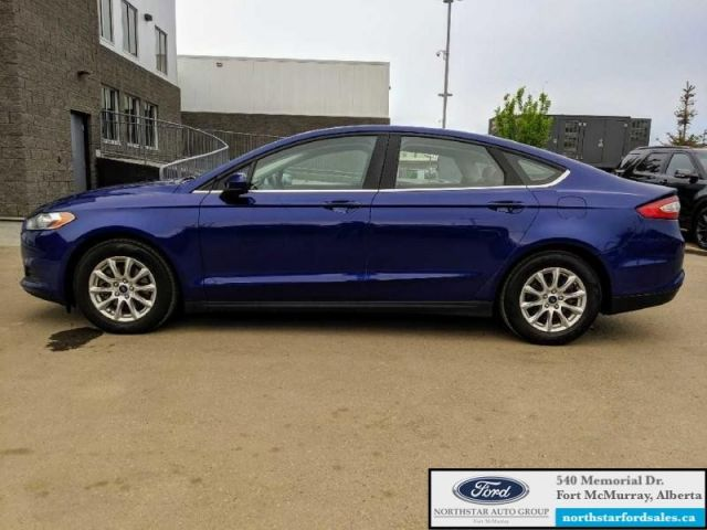2016 Ford Fusion S  |2.5L|Rem Start|Engine Block Heater
