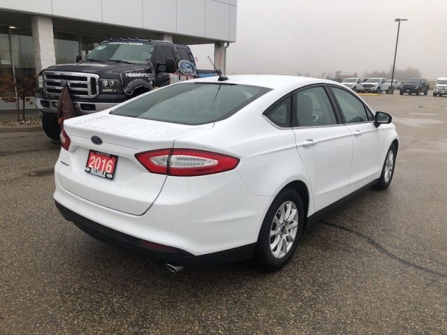 2016 Ford Fusion S  - Bluetooth -  SYNC - $113.98 B/W