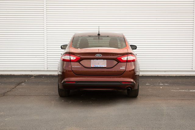 2016 Ford Fusion SE / LUXURY PKG / ACCIDENT FREE / BACK UP CAM