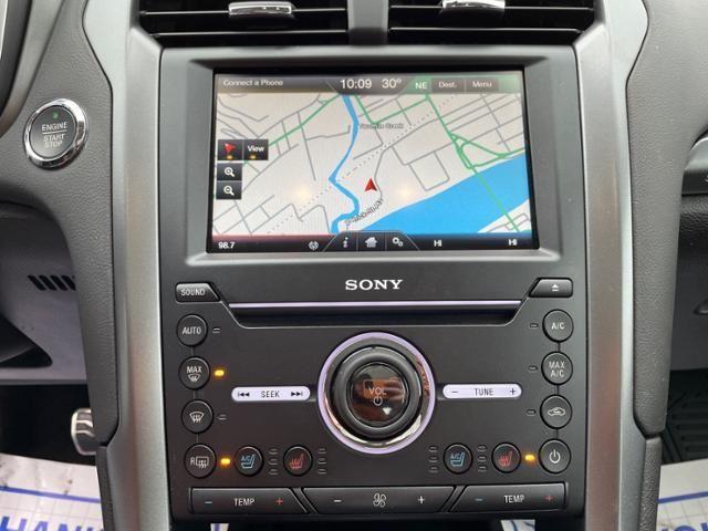 2016 Ford Fusion 4dr Sdn Titanium FWD