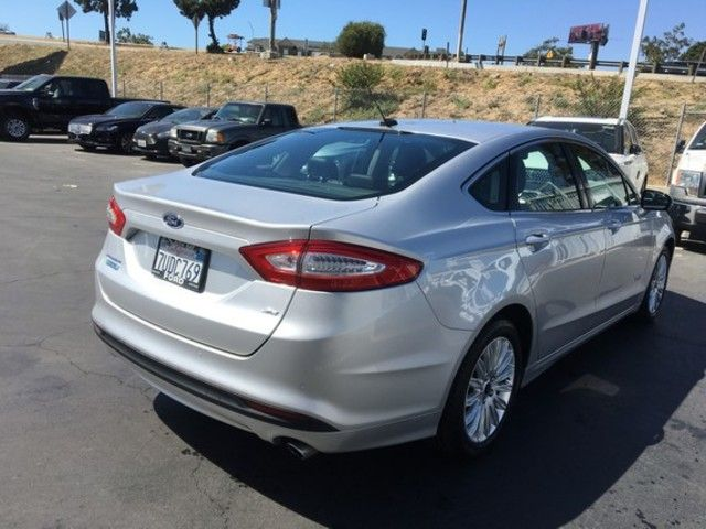 2016 Ford Fusion Energi 4dr Sdn SE Luxury