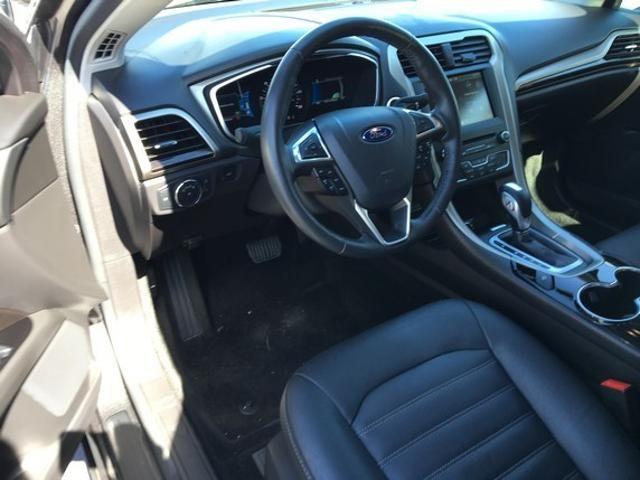 2016 Ford Fusion Energi SE Luxury